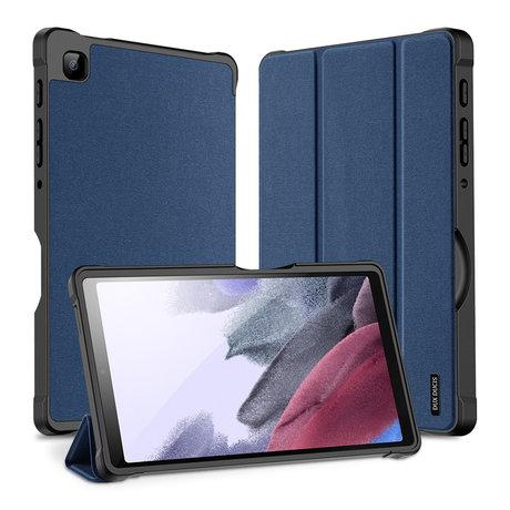 Dux Ducis Domo Bookcase Samsung Galaxy Tab A7 Lite - Donkerblauw (D)