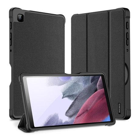 Dux Ducis Domo Bookcase Samsung Galaxy Tab A7 Lite - Zwart (D)