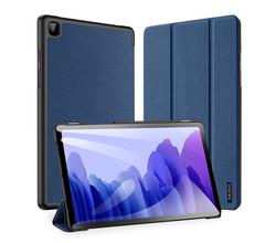 Dux Ducis Dux Ducis Domo Bookcase Samsung Galaxy Tab A7 - Donkerblauw (D)