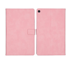 iMoshion iMoshion Luxe Tablethoes Samsung Galaxy Tab A 10.1 (2019) - Roze (D)