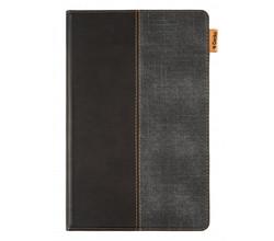 Gecko Covers Gecko Covers Easy-Click 2.0 Bookcase Galaxy Tab A7 - Zwart / Grijs (D)