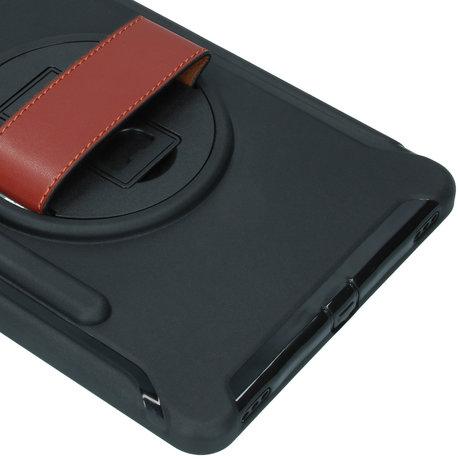Defender Backcover met strap Samsung Galaxy Tab S7 (D)