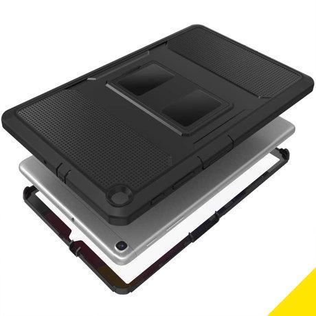 Accezz Rugged Back Case Samsung Galaxy Tab A 10.1 (2019) - Zwart (D)