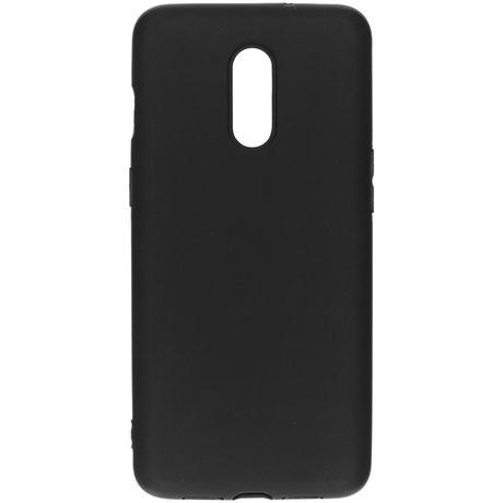 Color Backcover OnePlus 7 - Zwart (D)