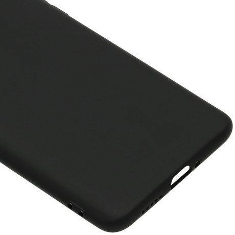 Color Backcover OnePlus 7T - Zwart (D)