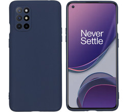 iMoshion iMoshion Color Backcover OnePlus 8T - Donkerblauw (D)