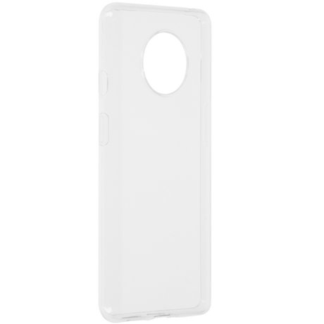Accezz Clear Backcover OnePlus 7T - Transparant (D)