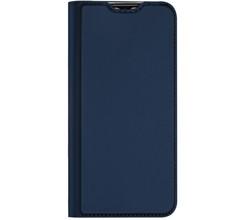 Dux Ducis Dux Ducis Slim Softcase Booktype OnePlus 7T - Donkerblauw (D)