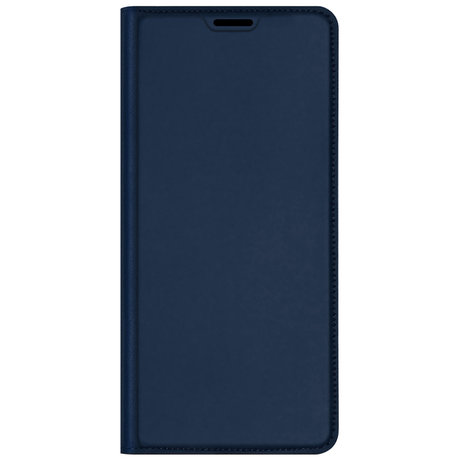 Dux Ducis Slim Softcase Booktype OnePlus 9 Pro - Donkerblauw (D)