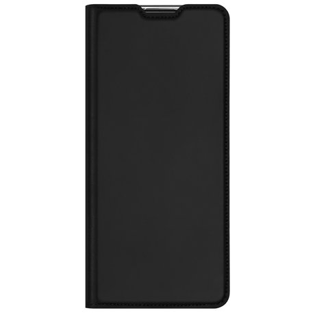 Dux Ducis Slim Softcase Booktype OnePlus 9 - Zwart (D)