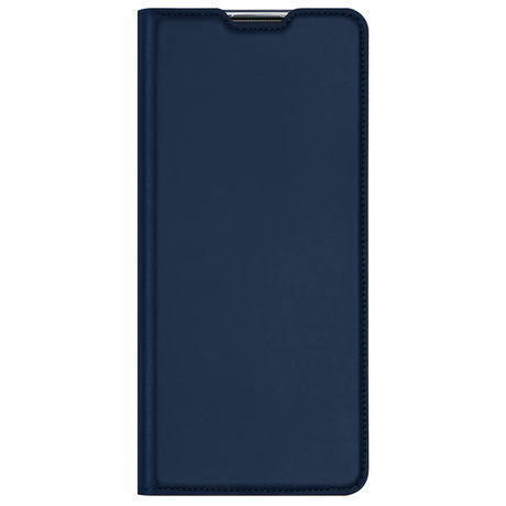 Dux Ducis Slim Softcase Booktype OnePlus 9 - Donkerblauw (D)