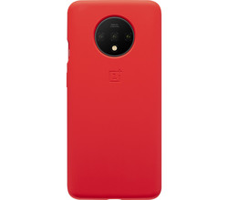 OnePlus Silicone Protective Backcover OnePlus 7T - Rood (D)