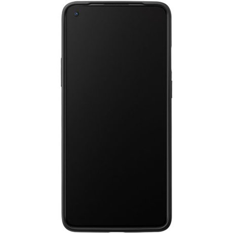 Carbon Protective Backcover OnePlus 8T - Zwart (D)
