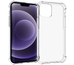iMoshion iMoshion Shockproof Case iPhone 13 - Transparant (D)