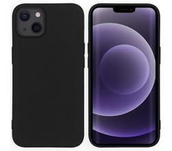 iMoshion iMoshion Color Backcover iPhone 13 - Zwart (D)