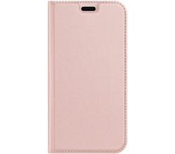 Dux Ducis Dux Ducis Slim Softcase Booktype iPhone 12 Mini - Rosé Goud (D)