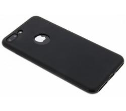 TPL Carbon Softcase Backcover iPhone 8 Plus / 7 Plus (D)