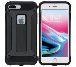 iMoshion iMoshion Rugged Xtreme Backcover iPhone 8 Plus / 7 Plus - Zwart (D)