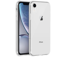 Accezz Accezz Clear Backcover iPhone Xr - Transparant (D)