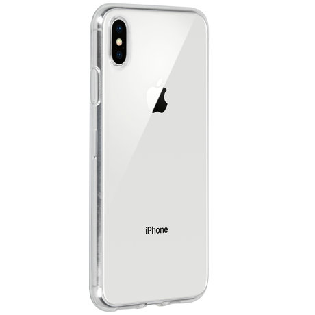 Accezz Clear Backcover iPhone Xs Max (D)