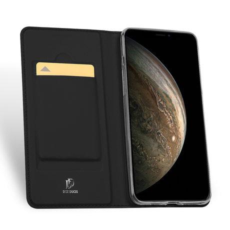 Dux Ducis Slim Softcase Booktype iPhone 11 Pro - Zwart (D)