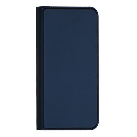 Dux Ducis Slim Softcase Booktype iPhone 11 Pro Max - Donkerblauw (D)