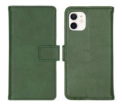 iMoshion iMoshion Luxe Booktype iPhone 12 Mini - Groen (D)