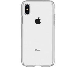 Spigen Spigen Liquid Crystal Backcover iPhone X / Xs - Transparant (D)