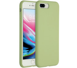 Accezz Accezz Liquid Silicone Backcover iPhone 8 Plus / 7 Plus (D)