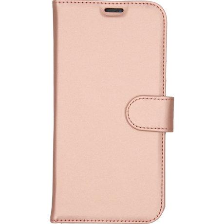 Accezz Wallet Softcase Booktype iPhone 11 Pro Max - Rosé Goud (D)