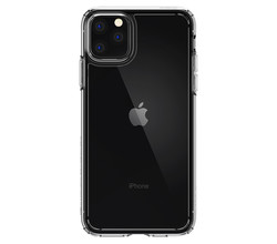 Spigen Spigen Ultra Hybrid Backcover iPhone 11 Pro - Transparant (D)