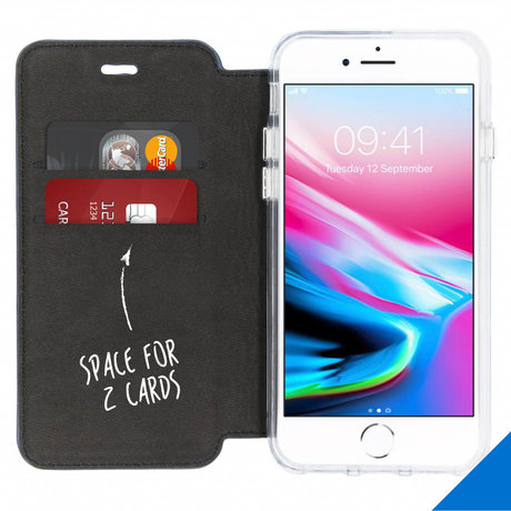 Accezz Xtreme Wallet Booktype iPhone SE (2020) / 8 / 7 (D)