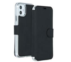 Accezz Accezz Xtreme Wallet Booktype iPhone 11 - Zwart (D)