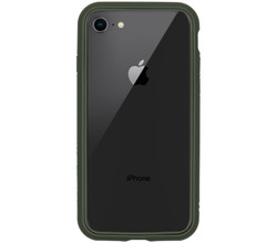 RhinoShield RhinoShield CrashGuard NX Bumper iPhone SE (2020) / 8 / 7 - Groen (D)