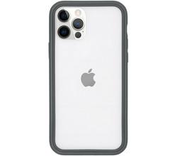 RhinoShield RhinoShield CrashGuard NX Bumper iPhone 12 (Pro) - Graphite (D)