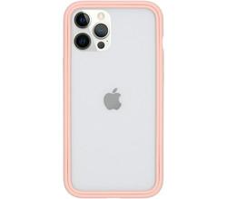 RhinoShield RhinoShield CrashGuard NX Bumper iPhone 12 Pro Max - Blush Pink (D)