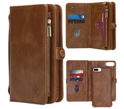 iMoshion iMoshion 2-in-1 Wallet Booktype iPhone 8 Plus / 7 Plus / 6(s) Plus (D)