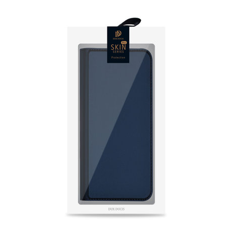 Dux Ducis Slim Softcase Booktype iPhone 11 - Donkerblauw (D)