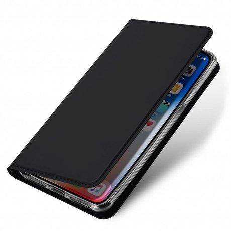 Dux Ducis Slim Softcase Booktype iPhone X / Xs (D)