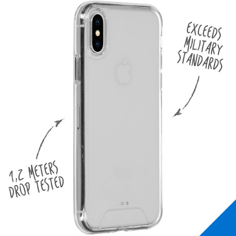 Accezz Xtreme Impact Backcover iPhone X / Xs (D)