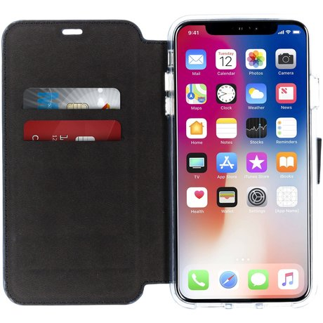 Accezz Xtreme Wallet Booktype iPhone Xs Max (D)