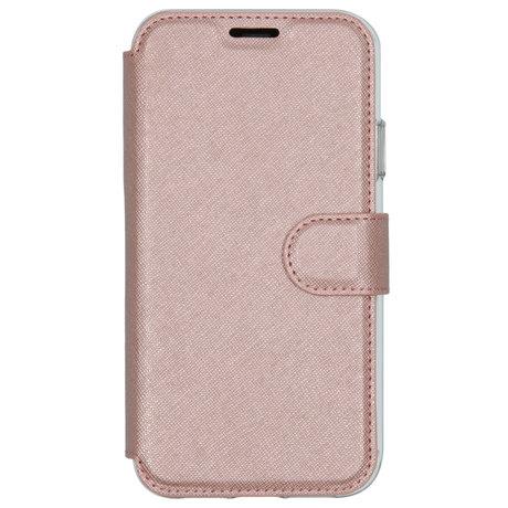 Accezz Xtreme Wallet Booktype iPhone 11 - Rosé Goud (D)