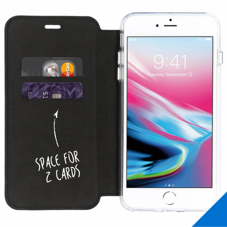 Accezz Xtreme Wallet Booktype iPhone 8 Plus / 7 Plus (D)