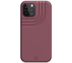 UAG UAG Anchor U Backcover iPhone 12 (Pro) - Aubergine (D)