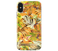 iDeal of Sweden iDeal of Sweden Fashion Backcover iPhone X / Xs - Mango Jungle (D)