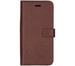Valenta Valenta Leather Booktype iPhone 11 Pro Max - Bruin (D)