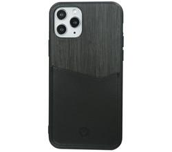 Valenta Valenta Card Slot Backcover iPhone 11 Pro Max - Zwart (D)