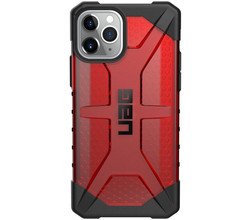 UAG UAG Plasma Backcover iPhone 11 Pro - Magma Red (D)