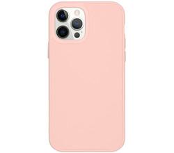RhinoShield RhinoShield SolidSuit Backcover iPhone 12 (Pro) - Classic Blush Pink (D)