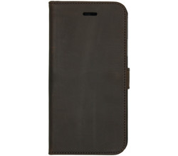 Valenta Valenta Classic Luxe Booktype iPhone 11 Pro Max - Donkerbruin (D)